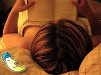 Membaca Sebelum Tidur