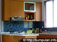 Membuat Dapur yang Sehat dan Bersih